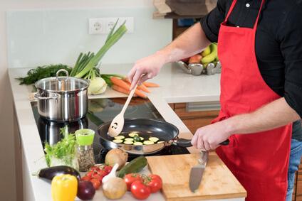 Gemüse ohne Vitaminverlust zubereiten